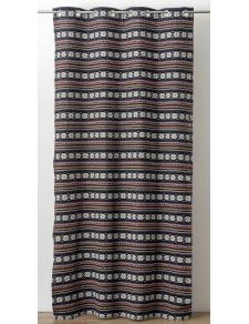 Tous les rideaux Coton - Homemaison : vente en ligne de Tous les ...