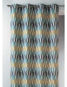 Tous les rideaux Bleus - Homemaison : vente en ligne de Tous les ...
