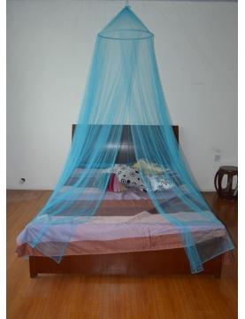 Moustiquaire ciel de lit (Bleu Pétrole)