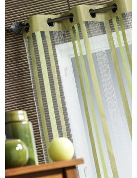 Voilage Organza Inspirations Lointaines