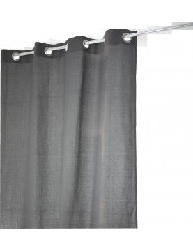 Rideau Coton Uni 'Pipa'