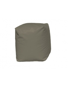 Pouf Cube Taupe