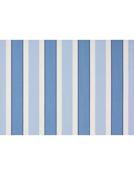 Toile de store banne Dickson col hardelot bleu