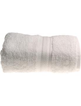 Drap de douche 70 x 140 cm en Coton couleur Blanc