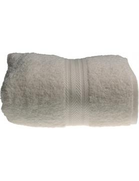 Drap de douche 70 x 140 cm en Coton couleur Ecru