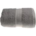 Drap de douche 70 x 140 cm en Coton couleur Gris perle (Gris Perle)
