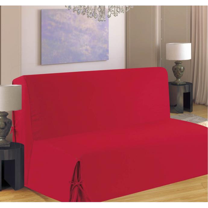 Housse de Clic-Clac à Nouettes Rouge (Rouge)