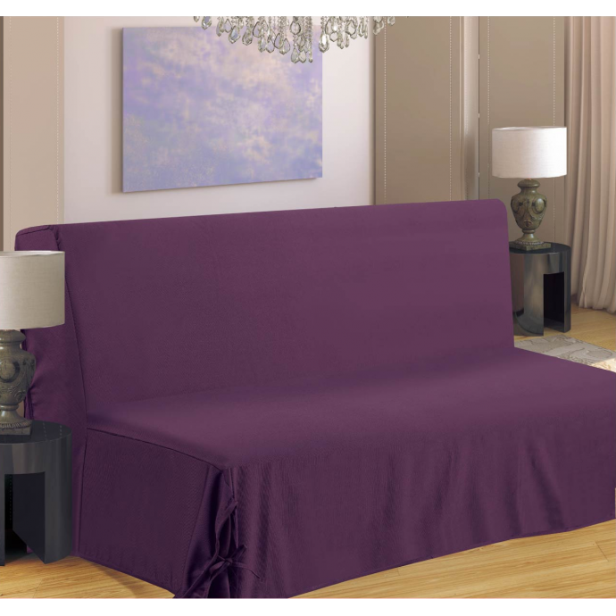 Housse de Clic-Clac à Nouettes Violet (Violet)