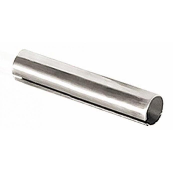 Jonction de Tube pour barre de diamètre 28mm (Argent)