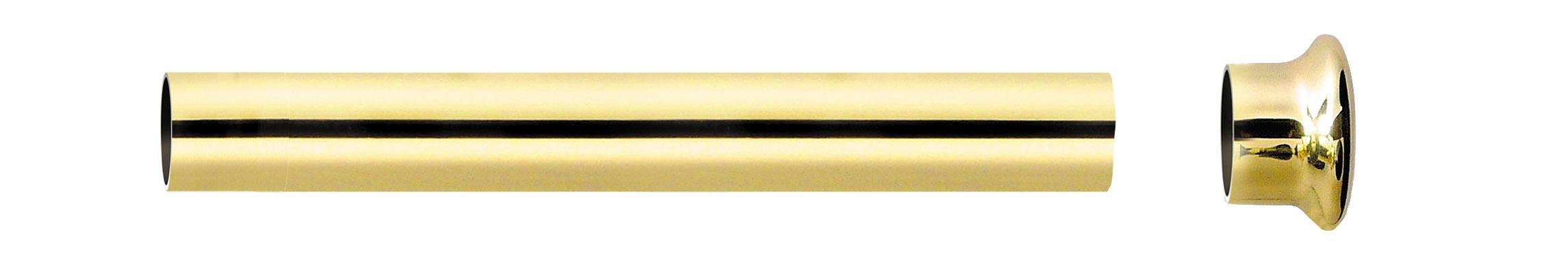 Tube Nu Doré 2 m (Dorée)