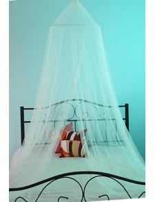 Moustiquaire ciel de lit (Blanc)