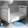 Matelas bébé Olympe grand confort (Blanc)