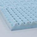 Surmatelas en gel de 6 cm  (Bleu)