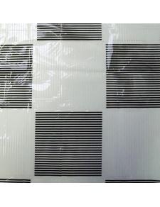 Nappe Cristal en PVC Imprimé