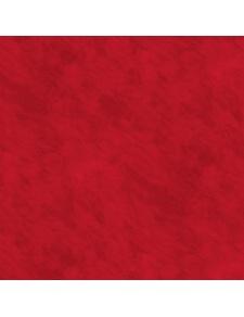 Toile Cirée Faux Uni Coloré (Rouge)