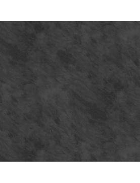 Toile Cirée en PVC Effet Béton Ciré (Noir)