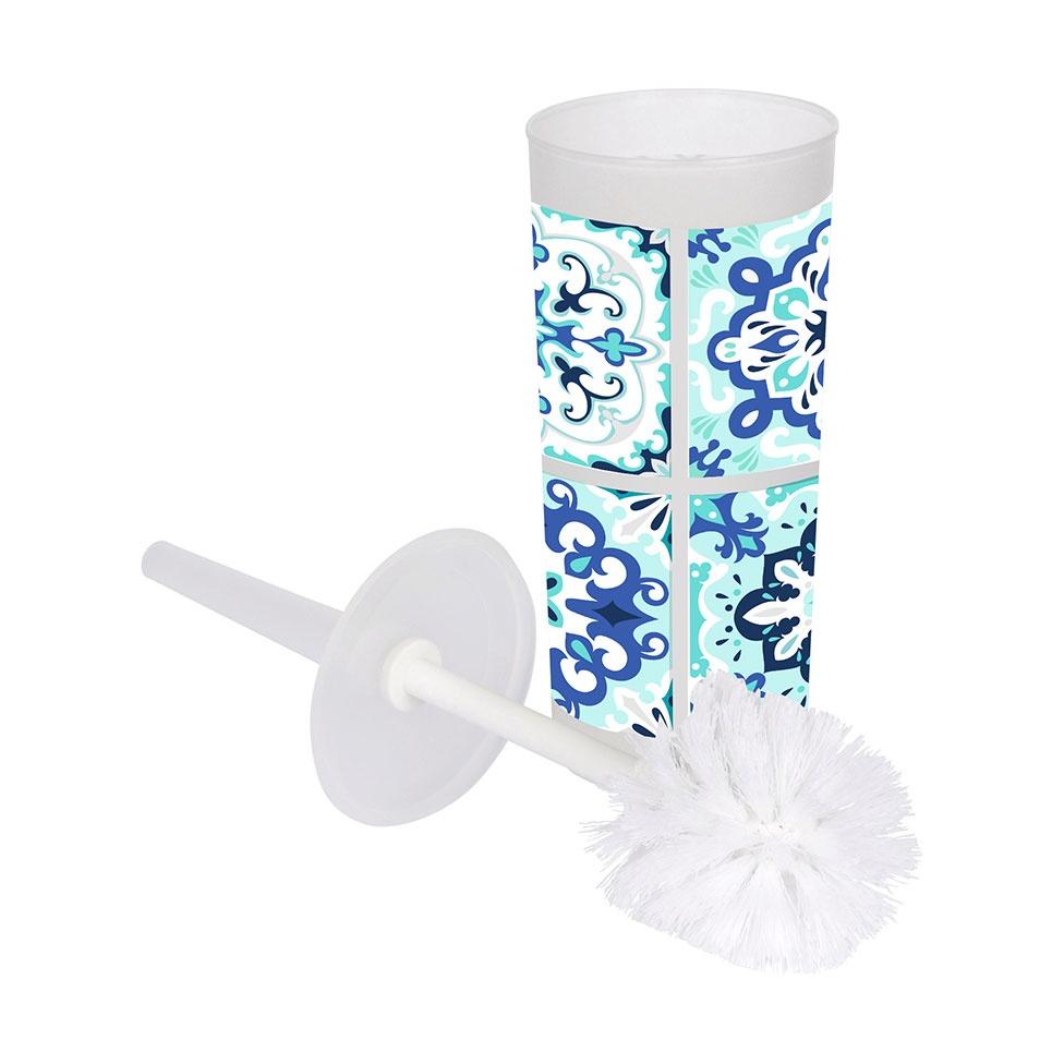 Brosse WC en Plastique Imprimé