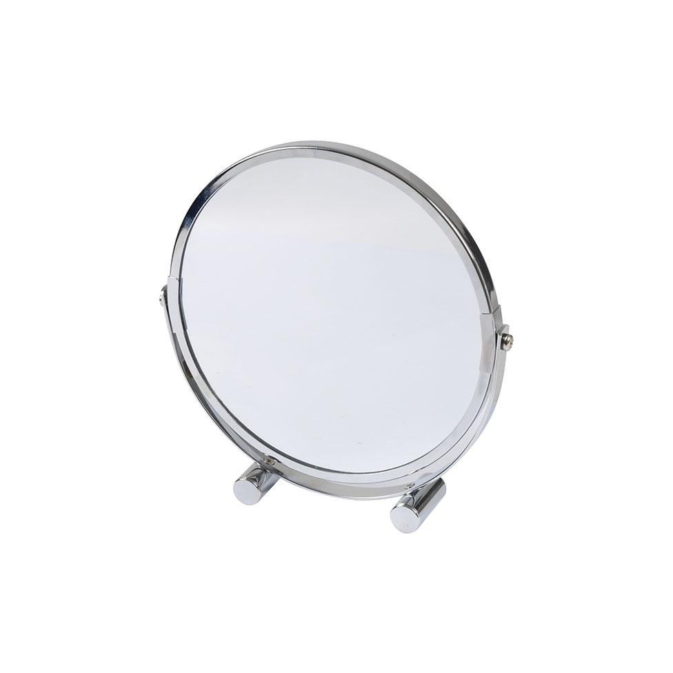 Miroir à Poser Grossissant X1/X3 en Métal Chromé (Chromé)