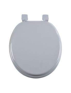 Abattant WC Coloré en MDF avec Charnières en Plastique