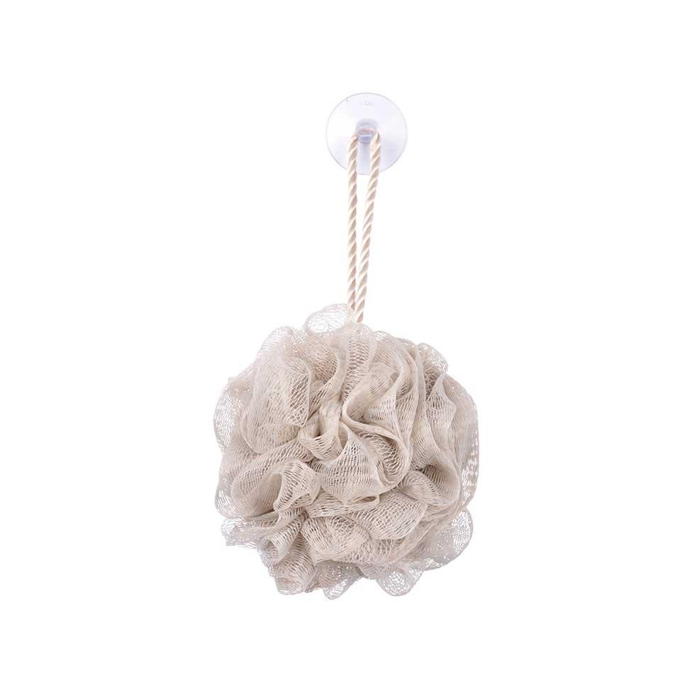 Fleur de Douche Colorée avec Ventouse (Taupe)