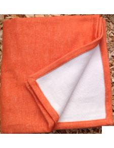 Plaid 100% Coton Coloré