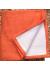 Plaid 100% Coton Coloré  Corail