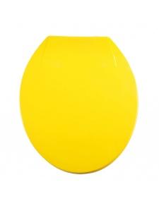 Abattant WC Coloré avec Charnières en Plastique