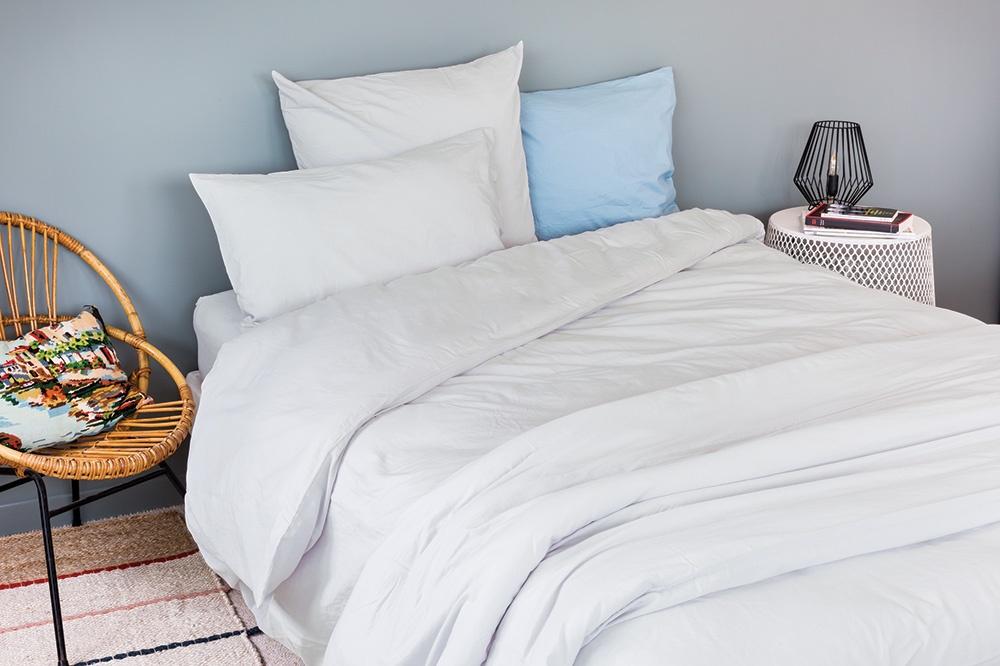 housse de couette unie en coton lav perle curry bleu galet liberty plomb. Black Bedroom Furniture Sets. Home Design Ideas