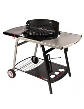 Barbecue avec cuve en fonte