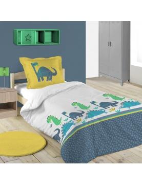 Parure de lit dinosaurus