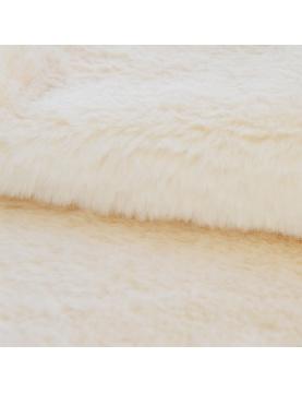 Tissu en fausse fourrure vison