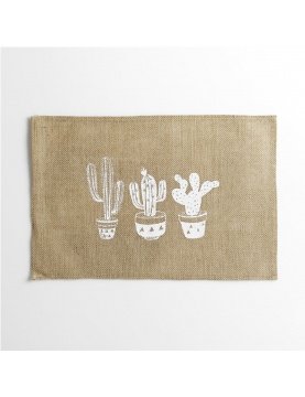 Set de table en 100% jute