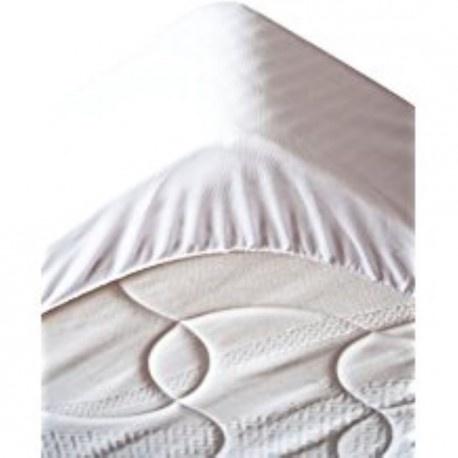 Protège Matelas avec PVC (Blanc)