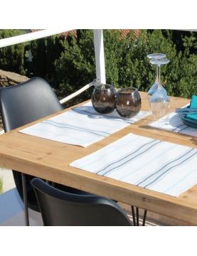 Set de table au style d'antan