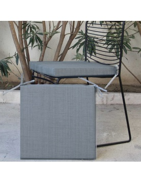 Galette de chaise outdoor Antibes