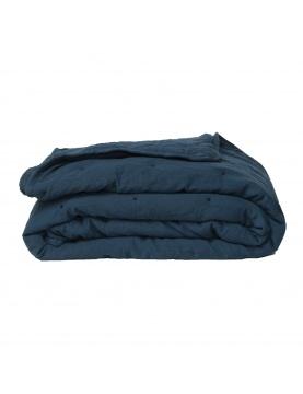 Ensemble réversible couvre lit et taies