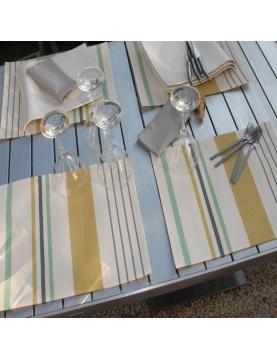 Set de table plastifié Cap Ferret