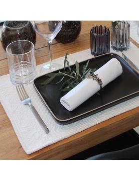Set de table matelassé