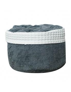 Panier invité avec serviettes