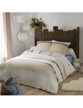 Parure de lit en flanelle Aravis