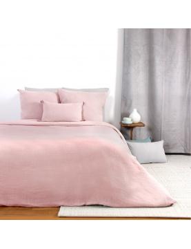 Parure de lit en double gaze de coton