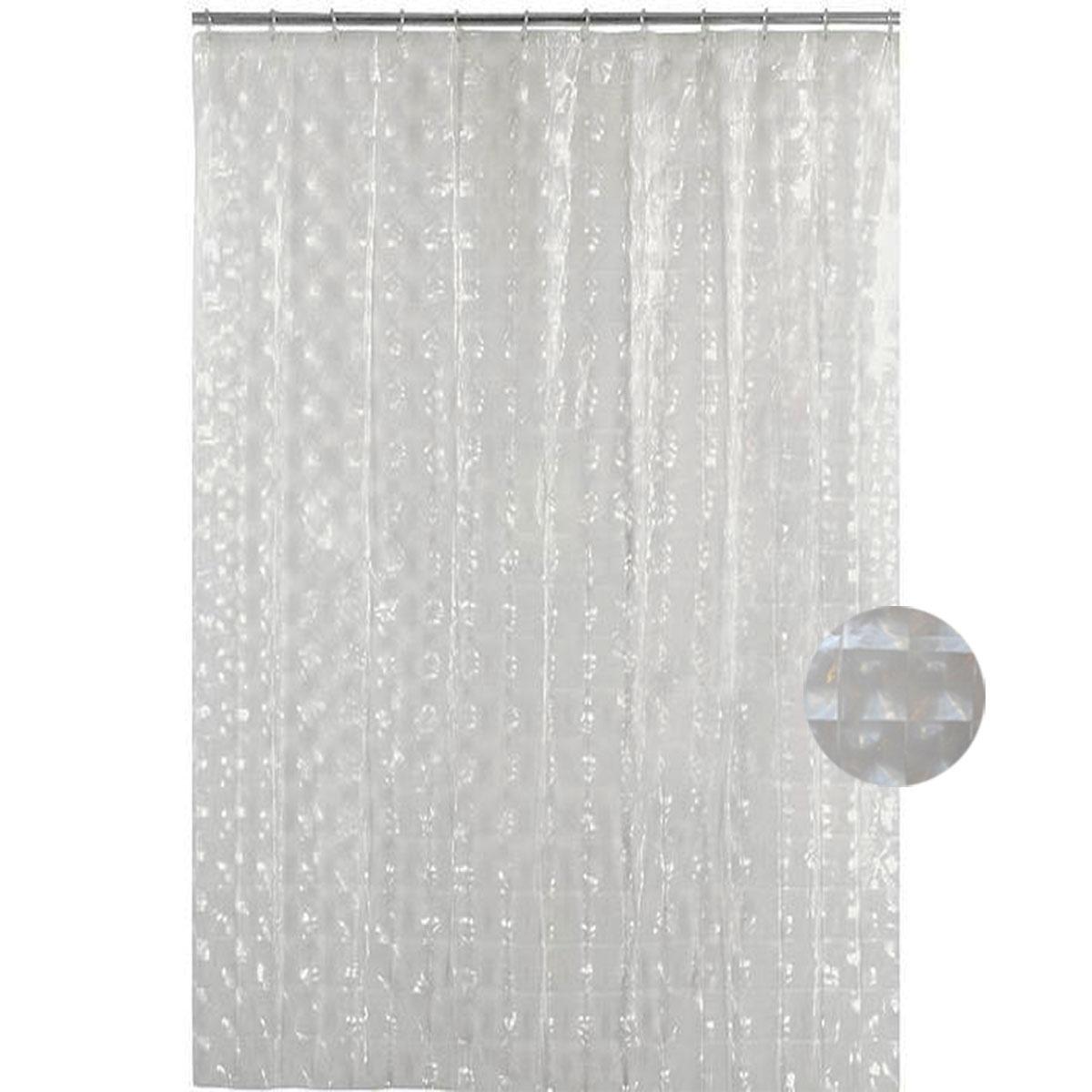 Rideau de douche à effet