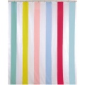 Rideau de douche bayadère ( Multicolore)