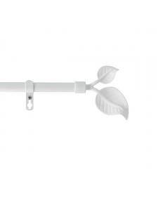 Kit de tringle embouts double feuilles