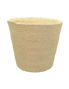 Poubelle naturelle en fibre de mais