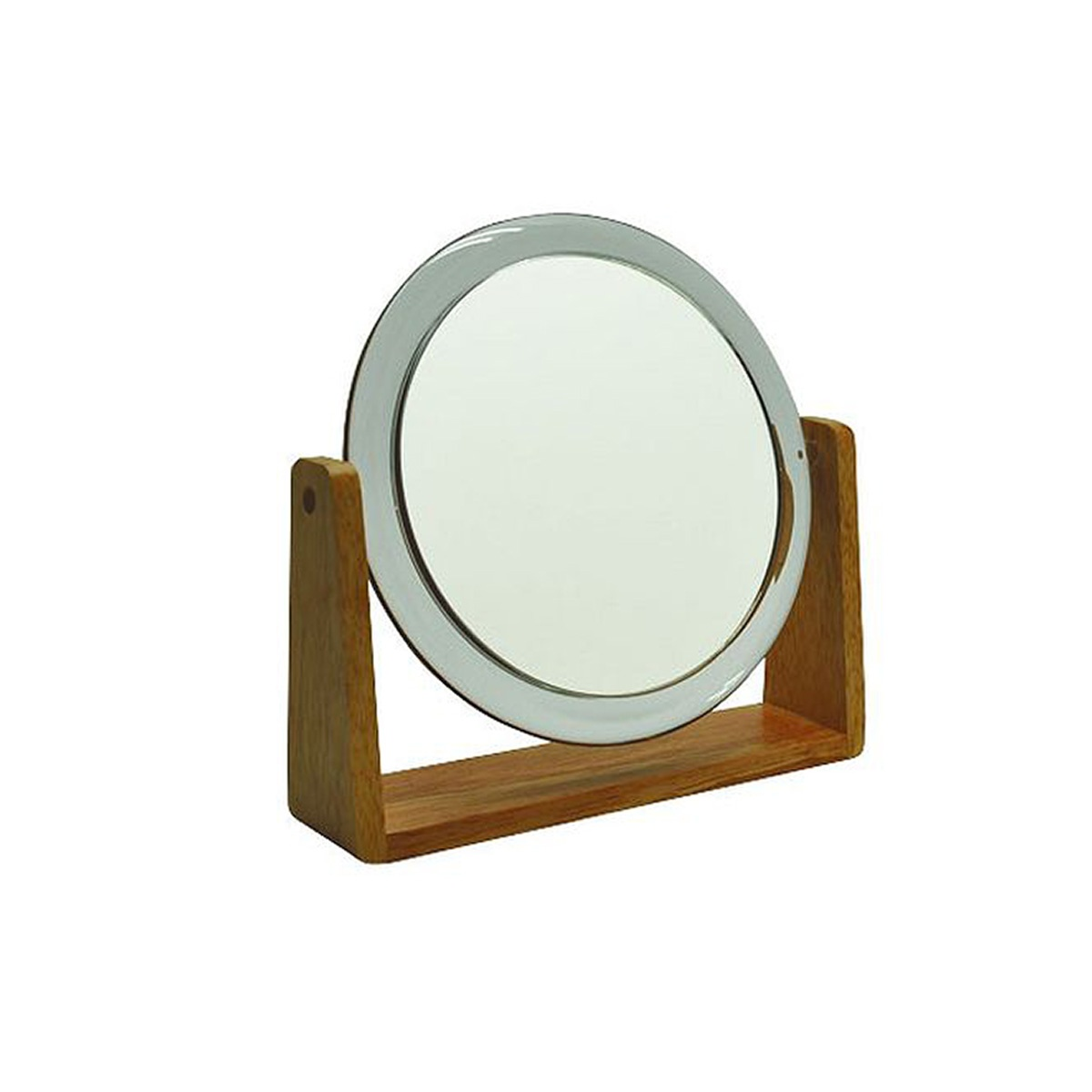Miroir grossissant (x7) en bois (Bois)