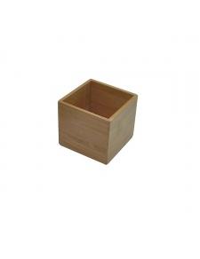 Organizer carré en bambou