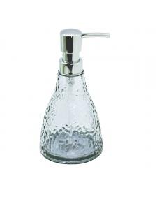 Distributeur de savon effet craquelé