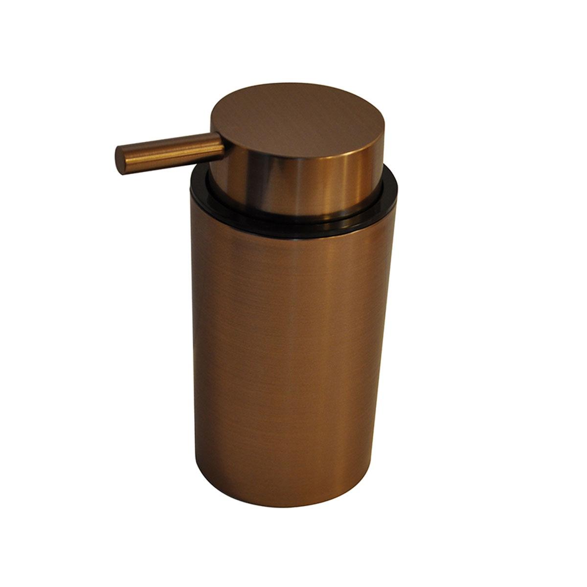 Distributeur de savon à effet cuivre (Cuivre)