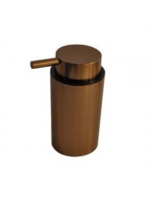 Distributeur de savon à effet cuivre